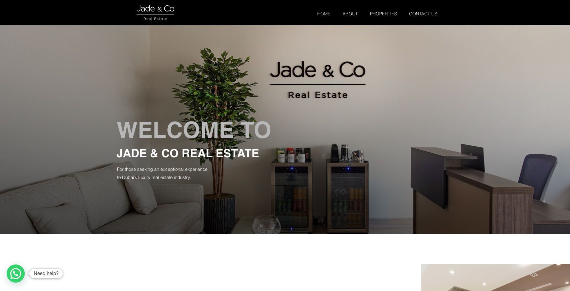 Jade and Co Project